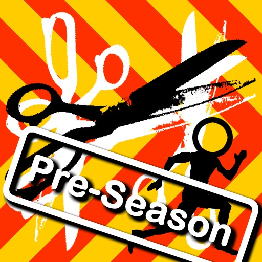 Running With Scissors: Pre-Season