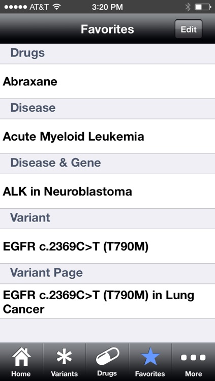 My Cancer Genome screenshot-4