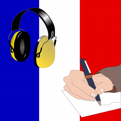 Learn French: Listen and Write