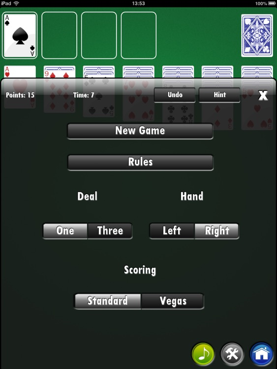 Solitaire HD FREE screenshot-4