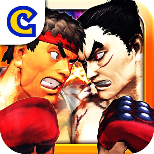 New App: Street Fighter x Tekken Comes Out Early
