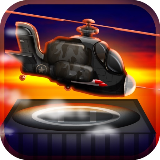 Fuel The Helicopter icon