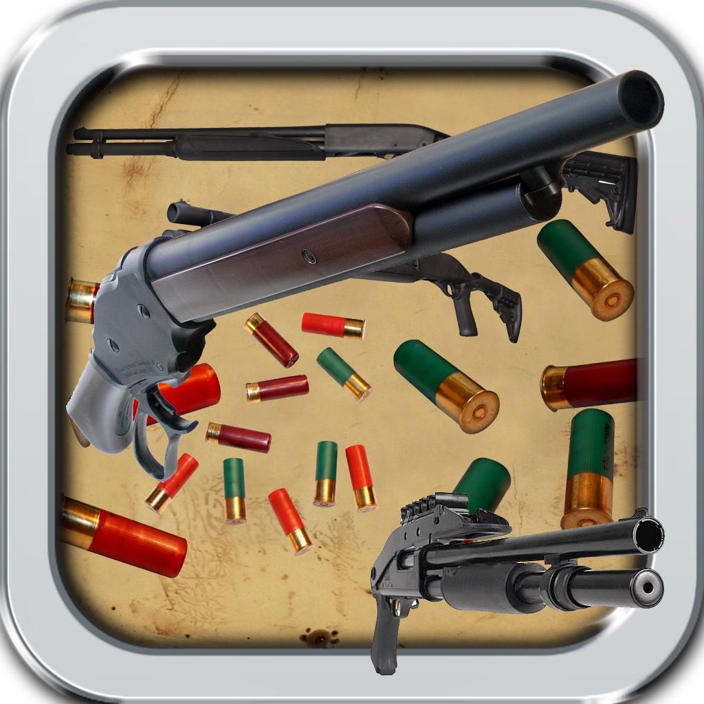 Shotgun Builder 3D Pro - Build and Shoot Zombies
