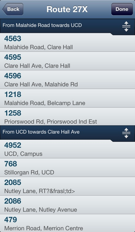 My Dublin Bus screenshot-3