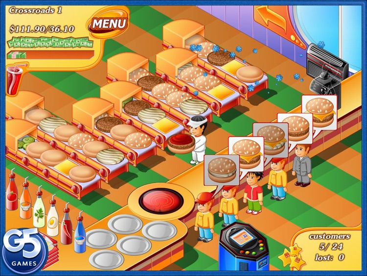 Stand O'Food®  HD (Full) screenshot-0