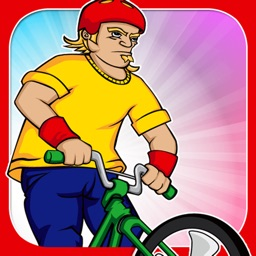 BMX Racing - Pro Stunts Dirt Bike Offroad Race Track by Awesome Wicked Games