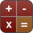 Calculator Big Buttons icon