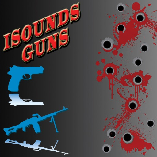 iSounds Guns HD