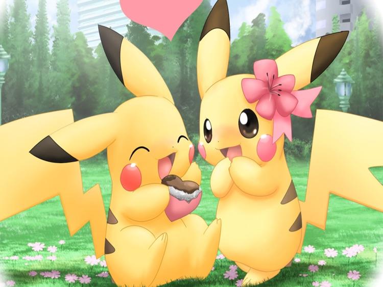 Anime Wallpapers for Pokemon screenshot-3