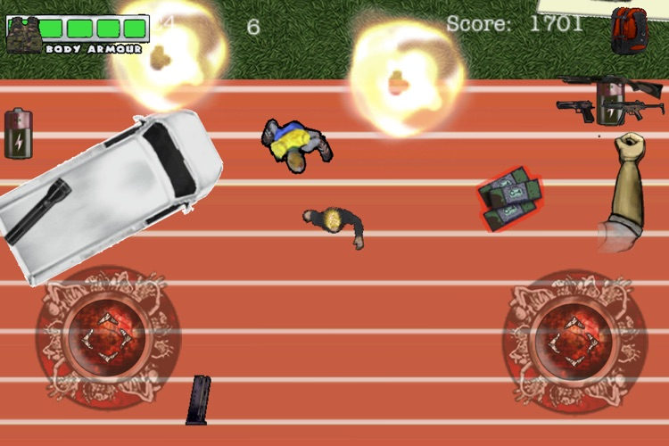 The Zombie Games screenshot-3