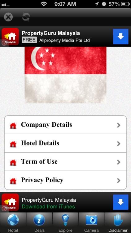 Singapore Hotels Booking screenshot-4