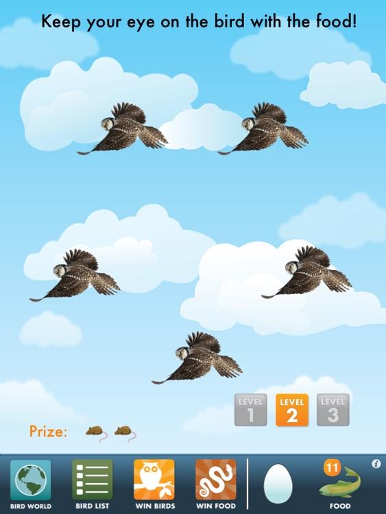 My Birds of Prey HD screenshot-4