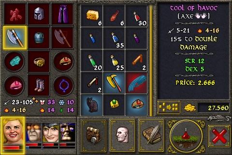 Undercroft screenshot-3