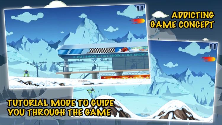 Snowboard Xtreme - Nitro Snow Boarding: Real Downhill Racing screenshot-3