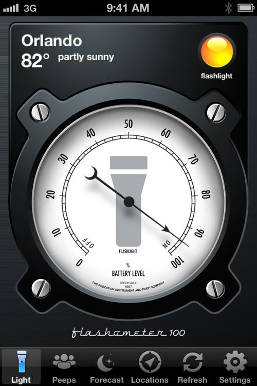 Flashometer