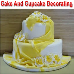 Cake And Cupcake Decorating
