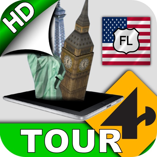 Tour4D Broward HD icon