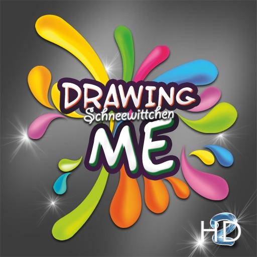 DrawingMe 2.0 free HD painting and coloring gam...