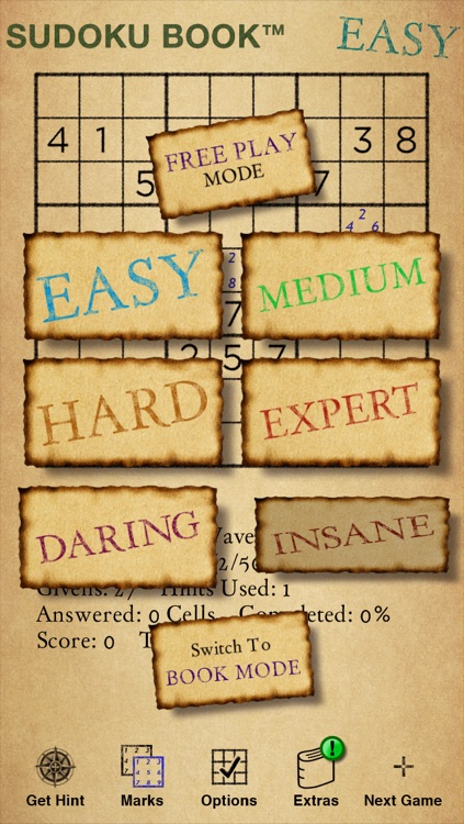 Big Bad Sudoku Book screenshot-3