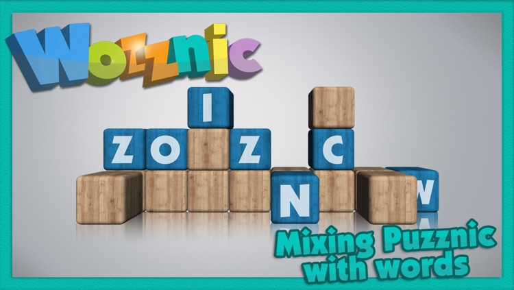 Wozznic - Word puzzle game