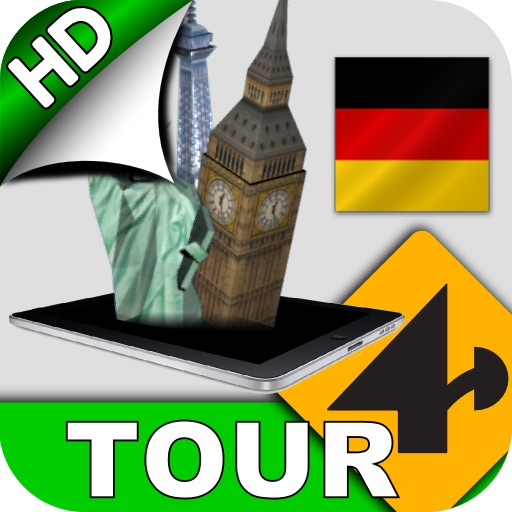 Tour4D Berlin HD icon
