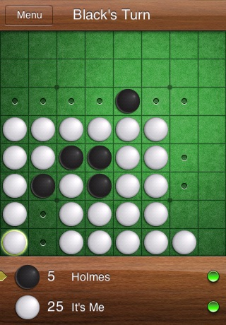 Tournament Reversi Free screenshot-3