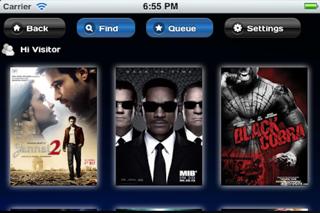 Movie Tracker for NetFlix and Redboxのおすすめ画像1