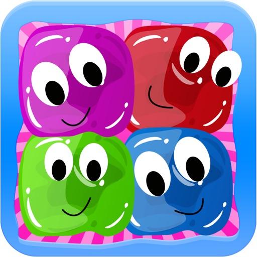Выталкивание игра-головоломка желе: Лучшие бесплатные стратегия игры для малышей, мальчиков, девочек и взрослых