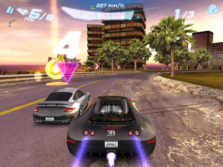 Asphalt 6: Adrenaline HD screenshot-1