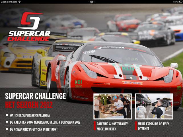 Supercar Challenge Magazine On The App Store
