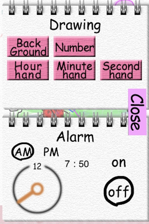 My clock FREE screenshot-2