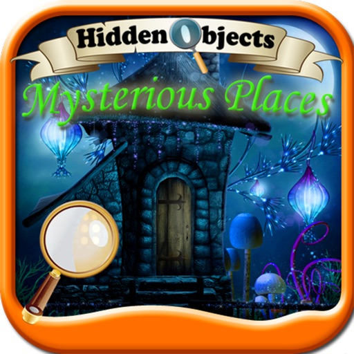 Hidden Objects: Mysterious Places!