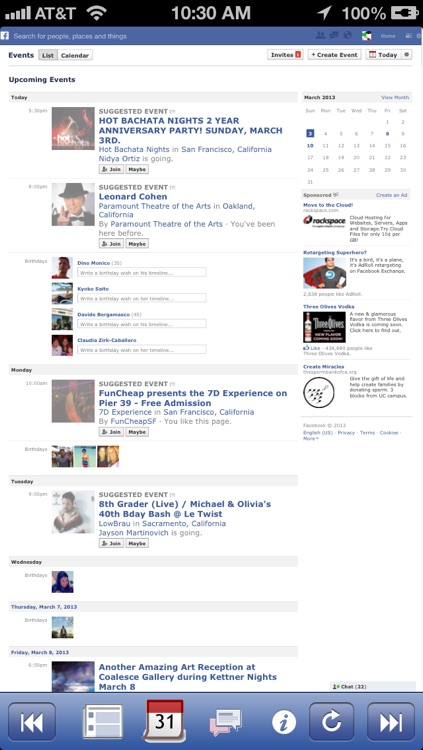 Facefull for facebook full site desktop version screenshot-0