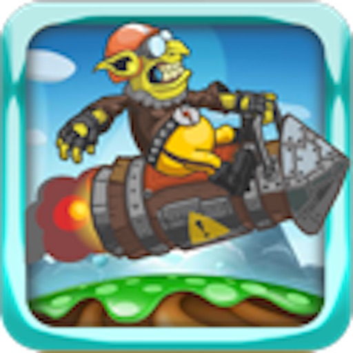 Rockstar Monster Escape Race Pro