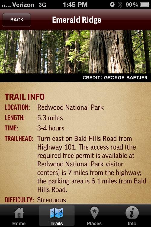 Redwood Park App screenshot-3