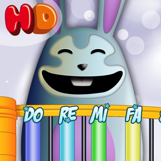My First Harp HD for Kids