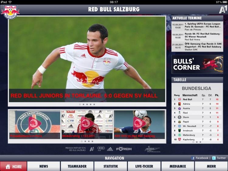 Red Bull Salzburg HD