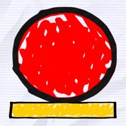 A Doodle Ball Game