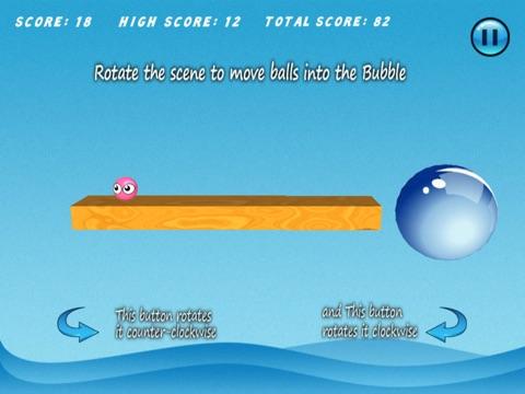 Rotate the Ball Pro на iPad
