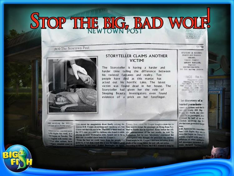 Red Riding Hood: Cruel Games HD screenshot-4