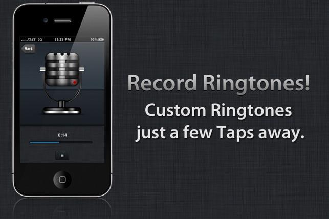 Create Ringtones! Screenshot