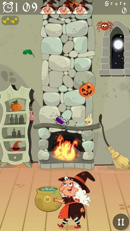 Witches' Brew - Halloween potion making fun! screenshot-0