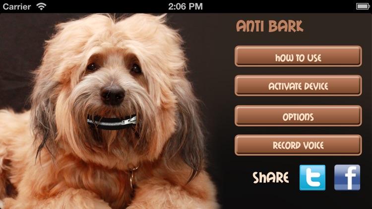 Anti Bark- Dog and Puppy Master