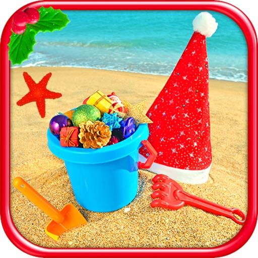Christmas Beach Maker!