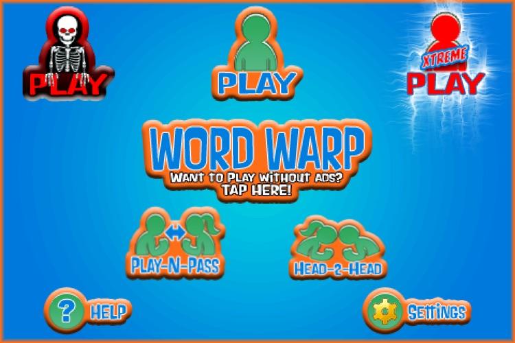 Word Warp Xtreme