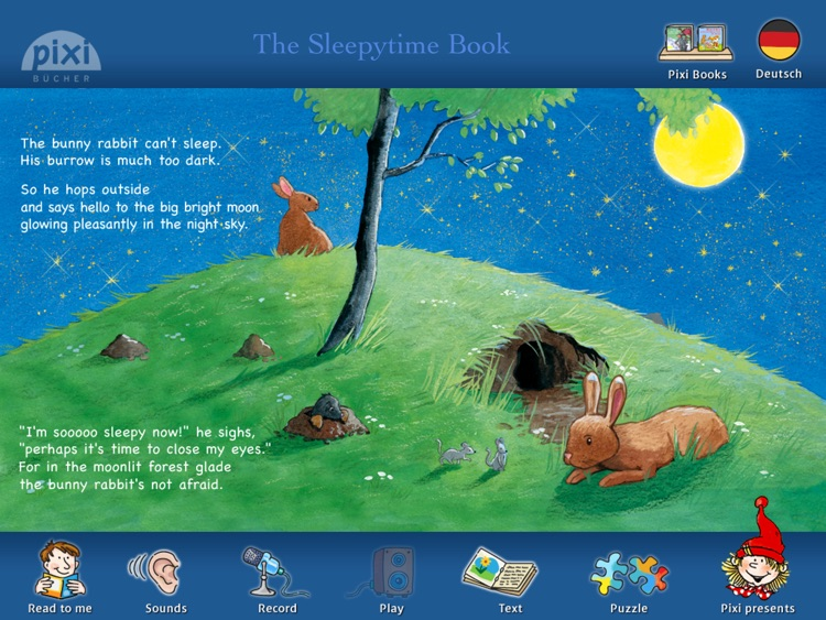 The Sleepytime Book screenshot-3