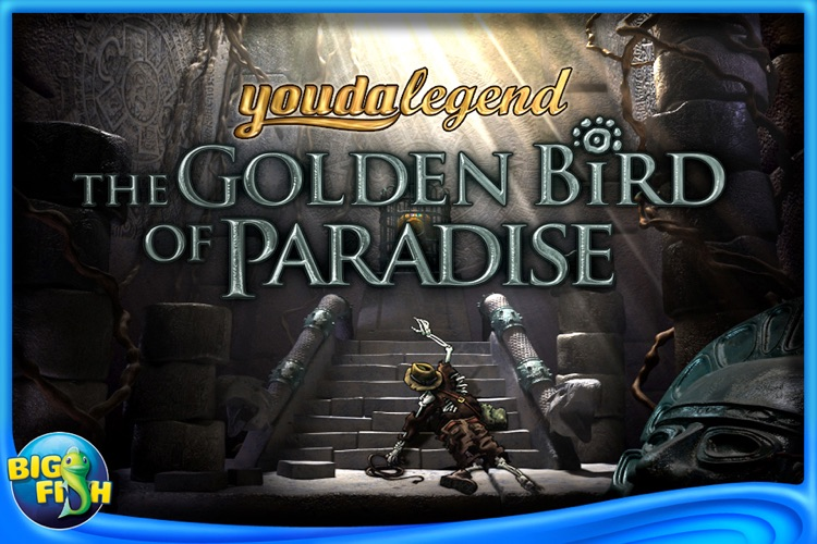 Youda Legend: The Golden Bird of Paradise screenshot-0