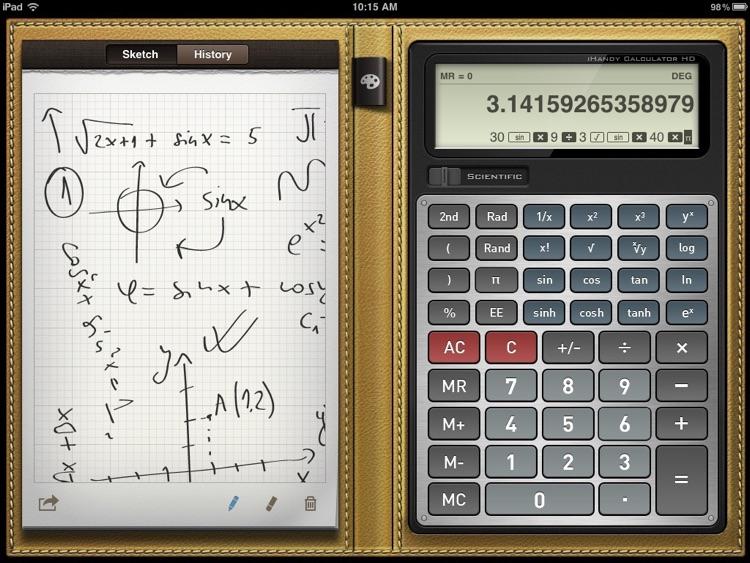 iHandy Calculator HD Pro