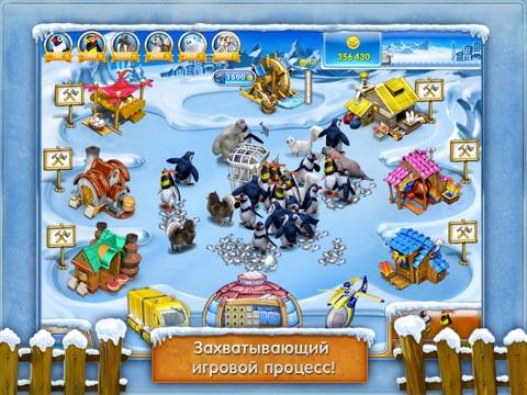Веселая ферма 3 — Ледниковая эра HD на iPad