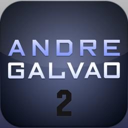 BJJ Open Guard - Andre Galvao Jiu Jitsu Vol 2